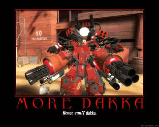More Dakka by Dabunny1