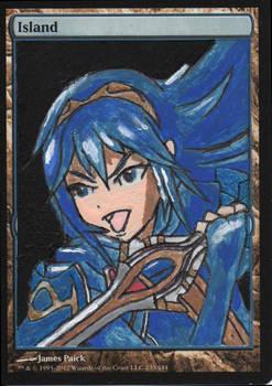 Card Alter - Lucina