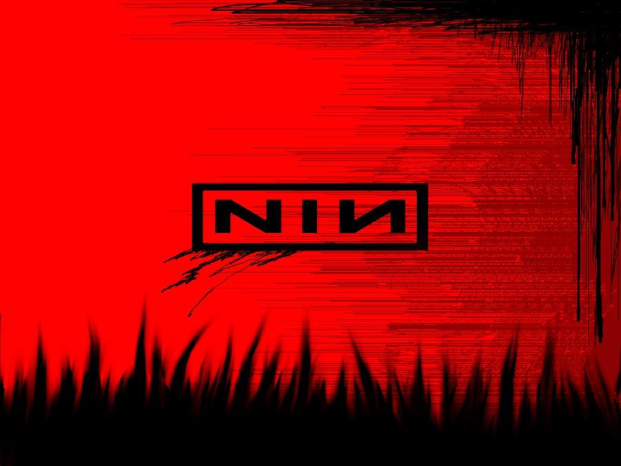Nine Inch Nails red wall paper by DDRrez on DeviantArt