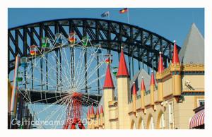 Luna Park by SteavieLea