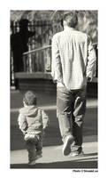Like father like son by SteavieLea