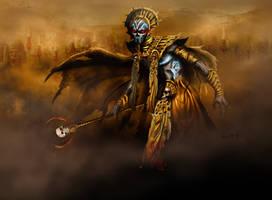 Dark Necrofear by BlackPicasso1989