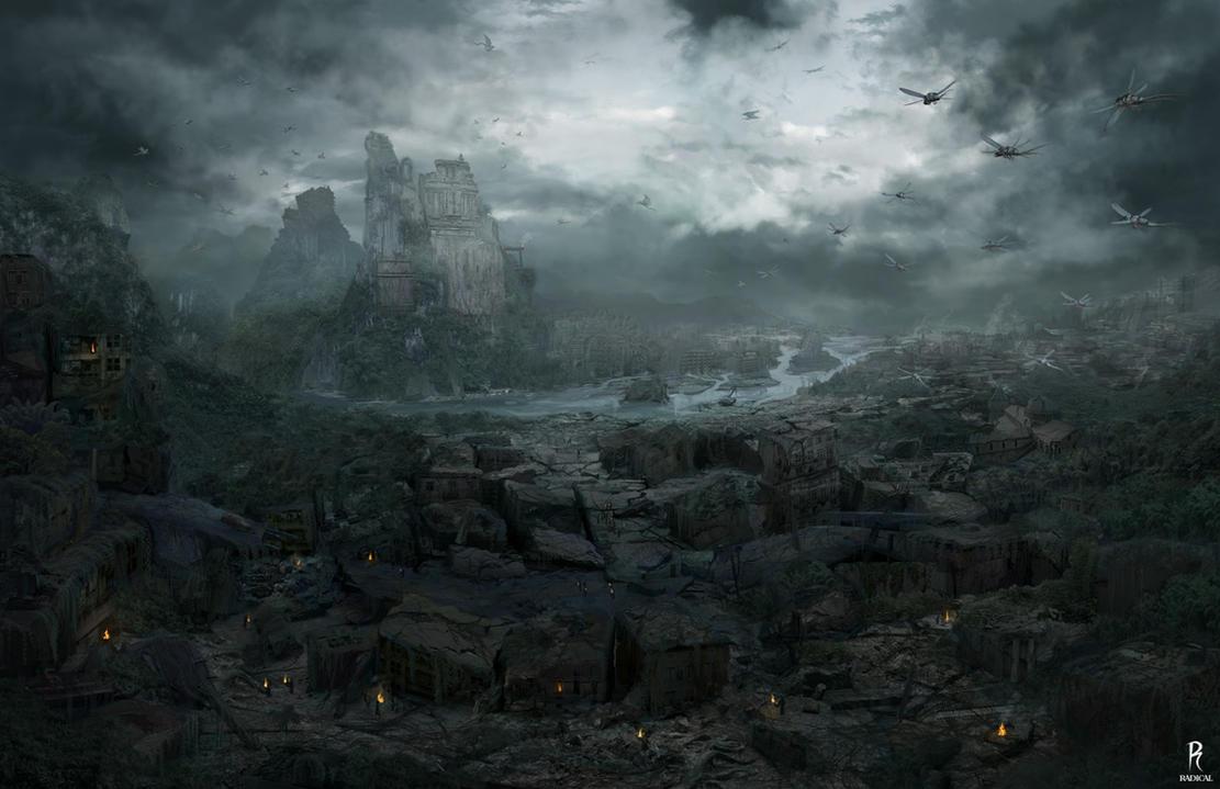 [Saga General] Resurrección, 帰刃 Archipelago_city_by_dream_monger-d36m182