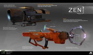 Heavy weapons by adamkuczek