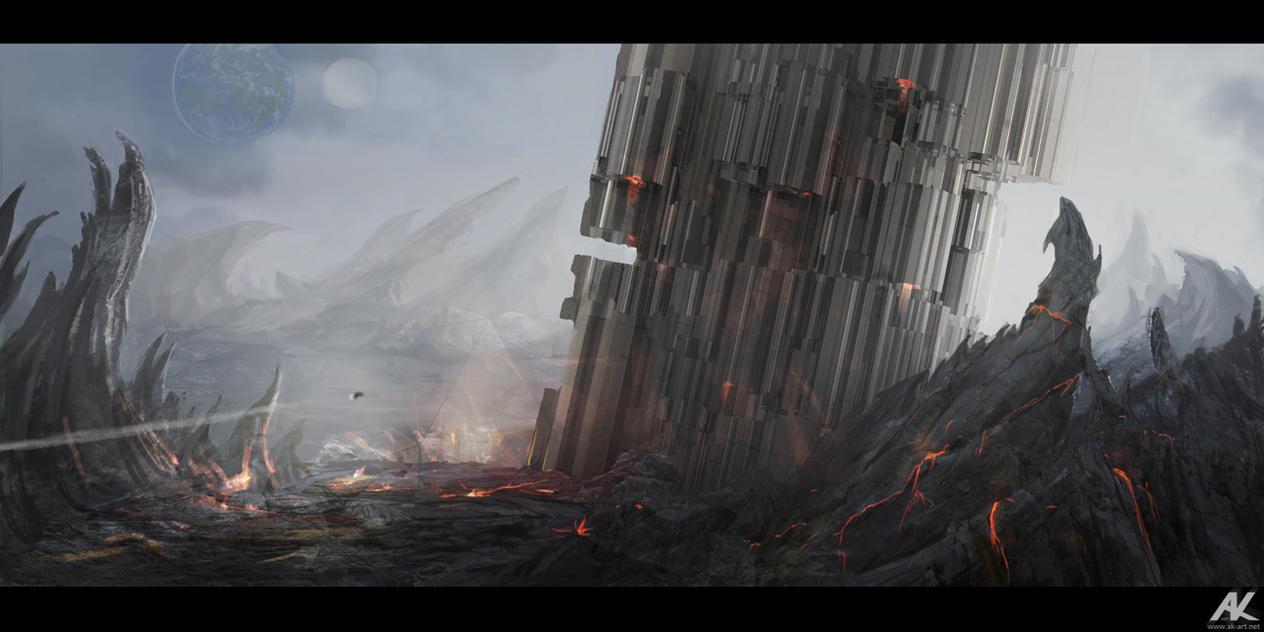 Descend by adamkuczek