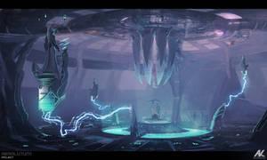 Absolutum - throne room
