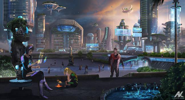 District 14 by adamkuczek