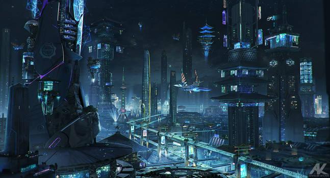 Shanghai 2.0 by adamkuczek