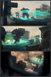 Robocop - Orion City (scene 1)