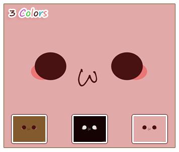 Kawaii Face Wallpapers by JoMajik