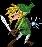 Link Legend of Zelda Chibi