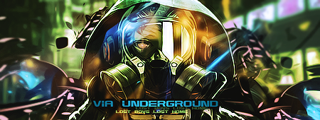 Via Underground by Kozmic-Child
