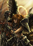 Kamael - An Angel In Steel