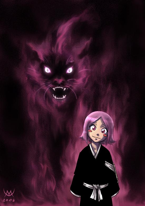 [Character] Kusajishi Yachiru (Part 2) - Bleach Archive ...