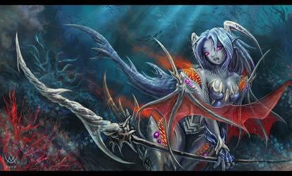Forneus - Shark Jaws by Maxa-art