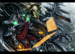 Vapula - Cyberdemon Duke