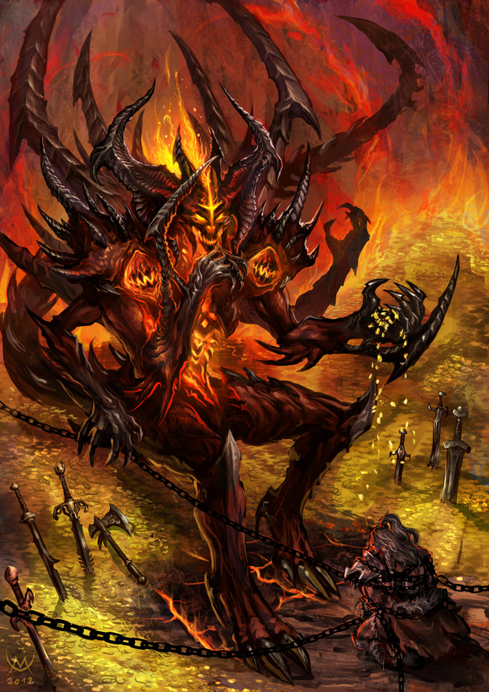 The Prime Evil by Maxa-art