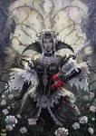 Queen of Thorns by Maxa-art