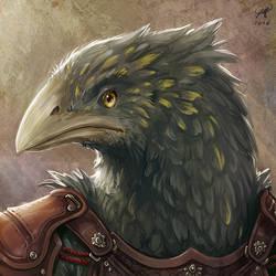 Avian by Maxa-art