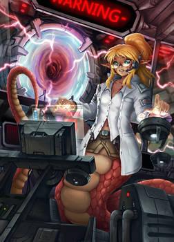 Lamia Scientist