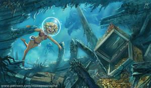 Shipwreck Treasure