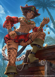 The Tiger of the Seas