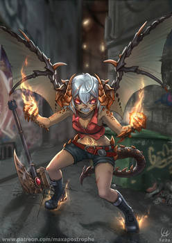 Fiery Fiera