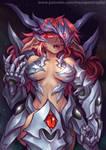 Demon Vanguard Commander