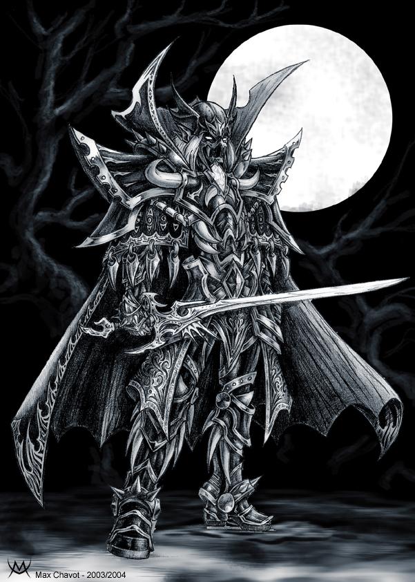 Vampire Armour