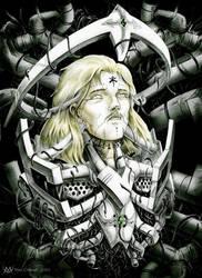 Archangel Resurrected by Maxa-art