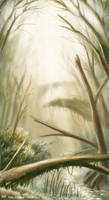 Swamp by Maxa-art