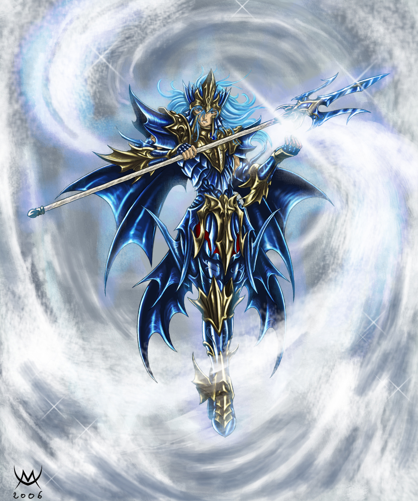 LGSP14 Isaac de Kraken VS Eo de Scylla - Página 3 Poseidon___kamui_version_by_maxarkes