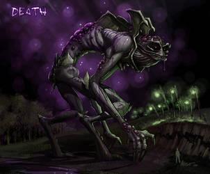 Rift Death Colossus by MichaelMetcalf