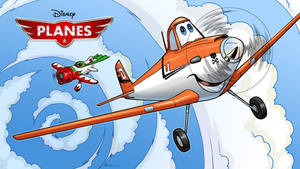 Fan Art of Disney's Planes by MichaelMetcalf