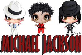 Michael Jackson Dolls by Miolene