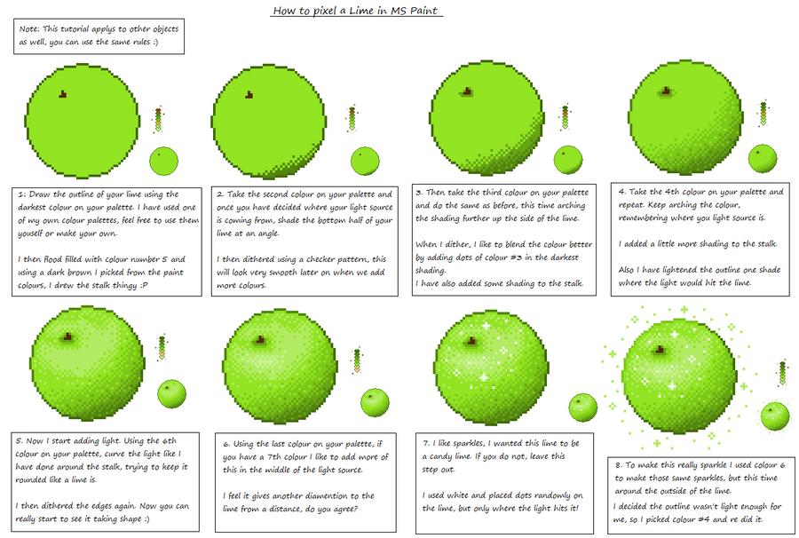 ms paint tutorial windows 7 pdf