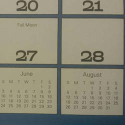 Day 30: Goodbye June