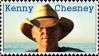 Kenny Chesney stamp by awwKabsplz