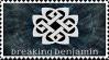 Breaking Benjamin Stamp by awwKabsplz