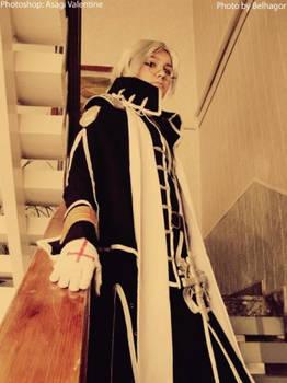 Trinity Blood cosplay 2008