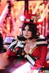 Mad Moxxi - Borderlands cosplay