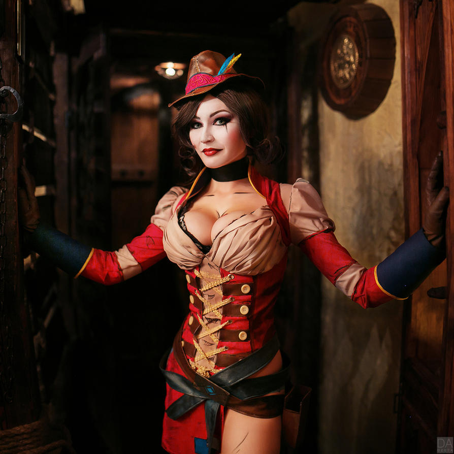 Mad Moxxi cosplay by MonoAbel on DeviantArt