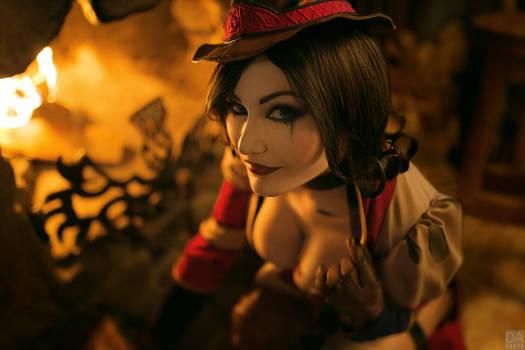 Mad Moxxi - Borderlands 2 cosplay