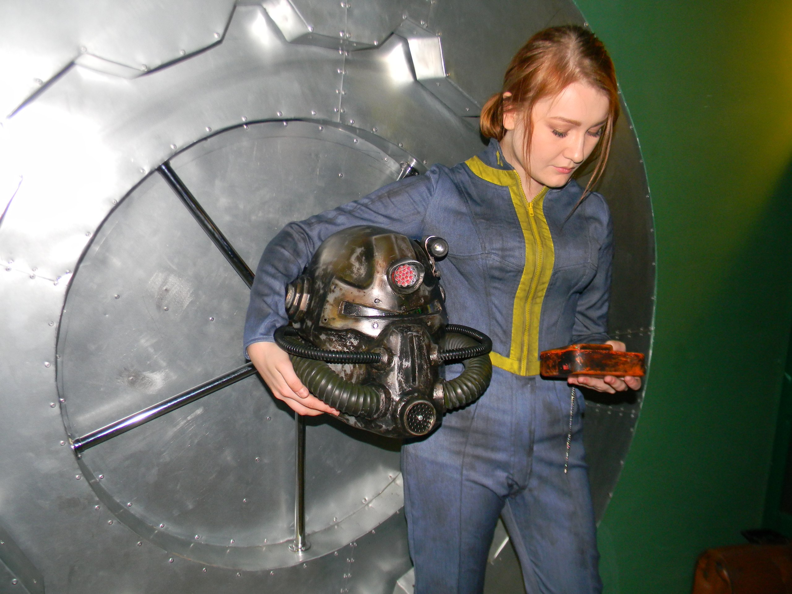 Fallout Ghoul Cosplay