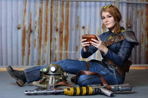 Fallout cosplay - Vault Dweller
