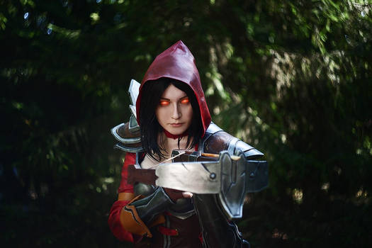 Demon Hunter - Valla (Heroes of The Storm)
