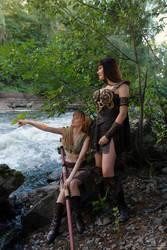 Xena warrior princess cosplay