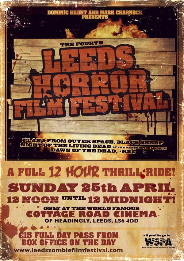 Leeds Horror Film Poster 2 by ameba2k