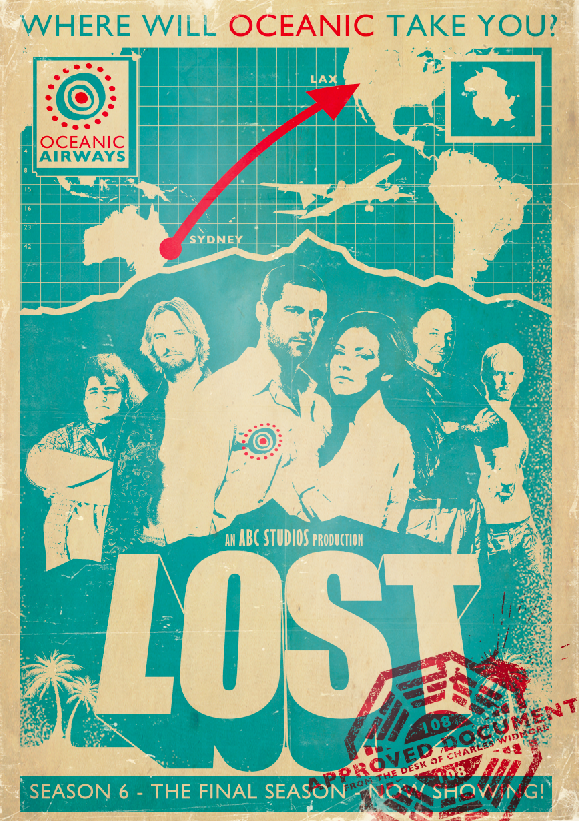 Lost Poster New by ameba2k