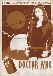 Dr Who Poster 2 by ameba2k